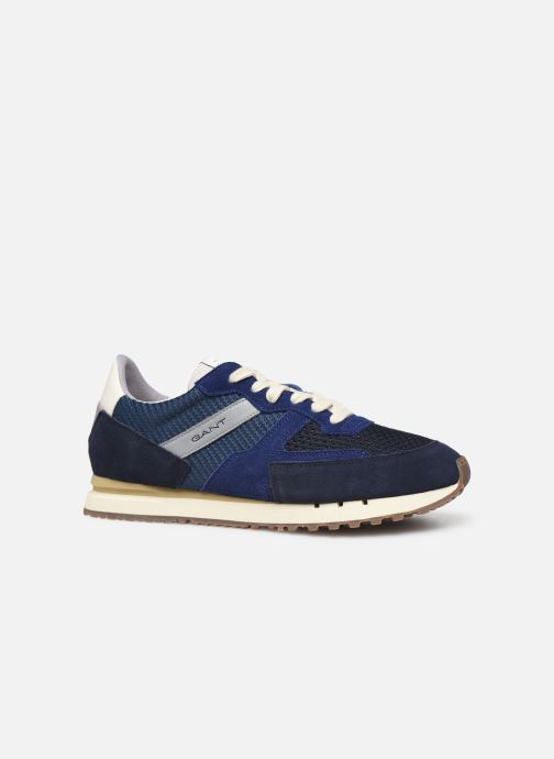 Trainers Gant Davenport Blue back view